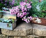 Creative containers: Toolbox planters! | Flea Market Gardening
