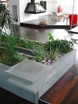 indoor zen garden concrete design zen gardens pinterest