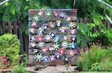 Strawberry Pallet Garden 71 Pallet Furniture Ideas
