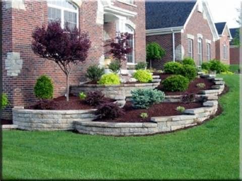 Landscaping - Simple Front Yard Ideas ~ Landscape Design