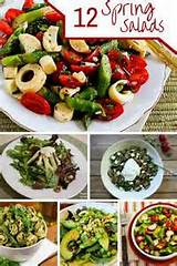 12 Spring Salad Ideas | The Home and Garden Cafe