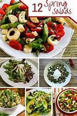 12 Spring Salad Ideas | The Home and Garden Cafe