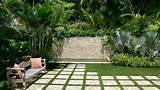 tropical garden design ideas native garden design