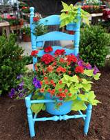 Scrap Of Your Life: Recycling Ideas for the garden