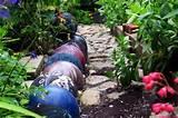 More Garden Edging: 9 Creative Ideas! | Garden Ideas | Pinterest