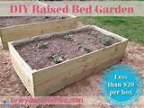 Related Gallery for Inexpensive Raised Garden Beds