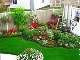 ... Gardens, Backyard Flower, Flower Gardens, Flower Beds, Backyard