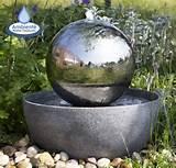 garden ideas garden design sphere water waterfeatures garden