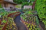 Cortenstahl im Garten - 57 Ideen und Einsatzmöglichkeiten