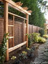 Inspire Your Garden With A Trellis | Dig This Design