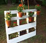 Recycled Wood Pallet Vertical Gardens – Pallets Ideas, Designs, DIY.