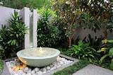 15 modern outdoor fountain ideas outdoor pinterest