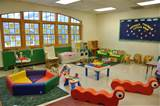 the kids club room the kids club room is divided into two areas