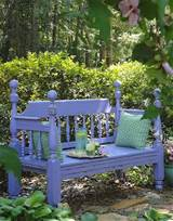 diy garden bench the owner builder network