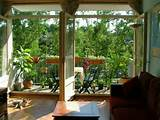 Cute balcony with garden :) | attics, inside and out | Pinterest