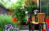 Check out other gallery of Apartment Patio Garden Design Ideas