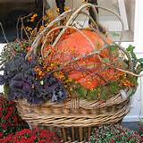 16 Fall Containers for Gorgeous Porch Decor - Blissfully Domestic