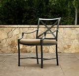 carmel armchair traditional patio furniture and outdoor