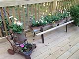 garden junk | Gardening | Pinterest