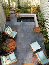 Patio designs for small gardens – this inspiring example makes the ...