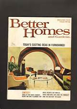 Better Homes and Gardens Magazine February 1970 Exciting ideas in ...