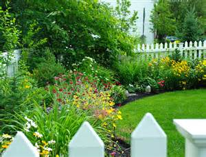 fence it garden walk garden talk