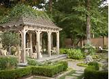 European Chic In American Garden | outdoortheme.com