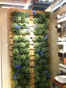 pallet garden wall pallet projects pinterest