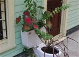 11 Creative Ideas for Repurposed Container Garden Planters - Organic ...