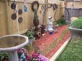 My rustic garden. | Cool home garden ideas | Pinterest