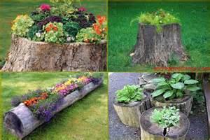 diy natural garden planters so creative things creative diy