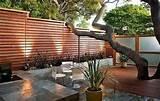 decora o de muros com plantas