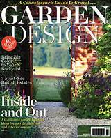 garden design magazine subscription Landscaping Ideas