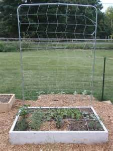 Square Foot Garden Trellis - Collection of Square Foot Garden Trellis ...