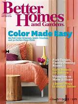 Better Homes And Garden Magazine | New Garden Ideas Pictures