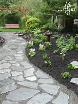 easy diy path garden ideas pinterest