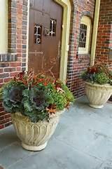 Elegant Fall container gardening | #Container #Gardening Ideas ...