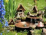 Fairy village | Ideas for my Fairy Garden Village | Pinterest