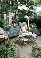 al fresco entertaining garden party vintage shabby houston texas event