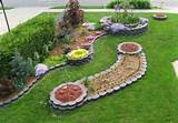 ideas for beautiful garden design and yard landscaping with raised