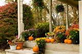 Outdoor Thanksgiving Decorations for Your Front Porch Decorating