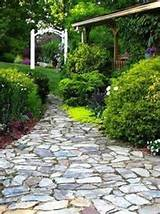 garden paths 12 easy to imitate stone walkways