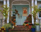 fall seasonal decorating ideas for front porch outdoortheme com