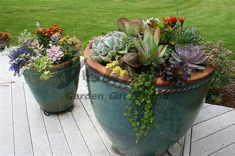 ... Big Pots And Extra Large Plant Containers 2015 | Home Design Ideas