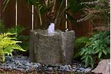 small garden fountain ideas