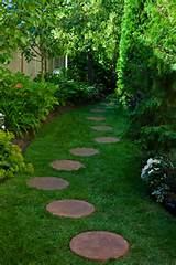 stone paths on pinterest stepping stone walkways flagstone walkway