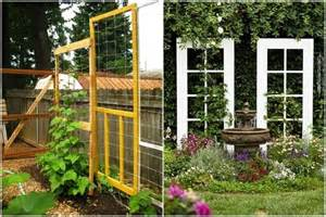 15 Unique Trellis Ideas for Your Home's Garden