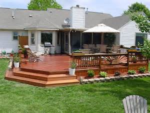 Backyard Deck Ideas | Home Improvement