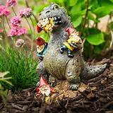 Rex Garden Gnome Massacre. Gift Ideas, Garden Decorations, Lawn ...
