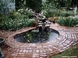 Pond :: HometalkBricks Ponds, Gardens Ponds Diy, Backyards Ponds Ideas ...